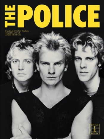 The Police: 30 Greatest Hits: Guitar