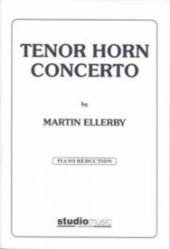 Tenor Horn Concerto: Tenor Horn and Piano
