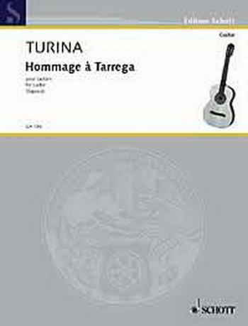 Hommage A Tarrega: Guitar