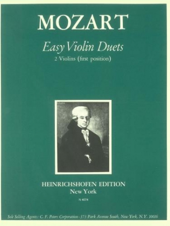 13 Easy Violin Duets: First Position