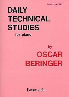 Daily Technical Studies: Piano (Bosworth)