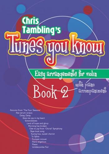 Tunes You Know: Book 2: Violin & Piano