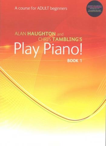 Play Piano Adult Beginer: Book 1