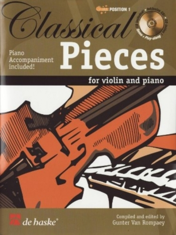Classical Pieces: Position 1: Violin