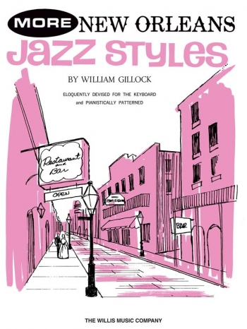 More New Orleans Jazz Styles - Piano (Gillock)