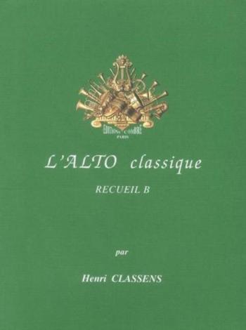 LAlto Classique: B: Viola