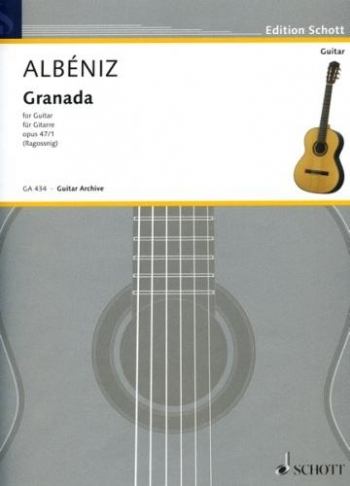 Granada: Suite Espanole No.1: Guitar