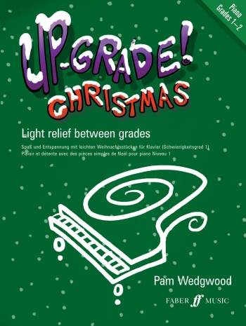 Up-Grade Christmas: 1-2: Piano (wedgwood)