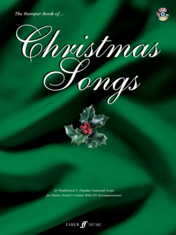 Bumper Book Of Christmas Songs: Piano Vocal Guitar