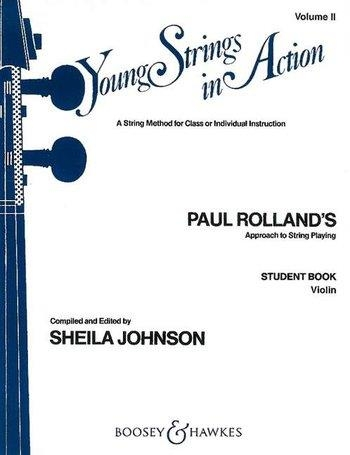 Young Strings In Action Vol.2: Violin (roland)