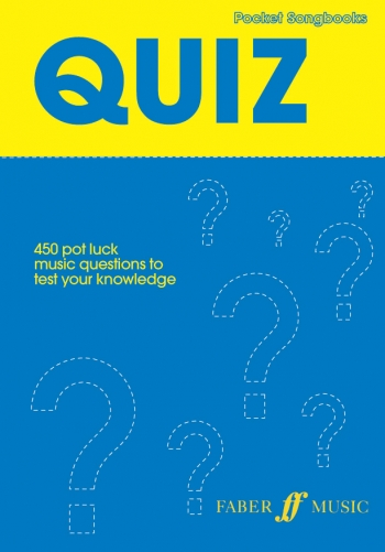 Pocket Songbooks: Quiz