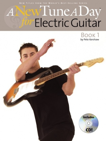 New Tune A Day: Electric Guitar: 1
