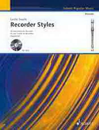 Recorder Styles: 20 Jazzy Duets For Descant Recorders