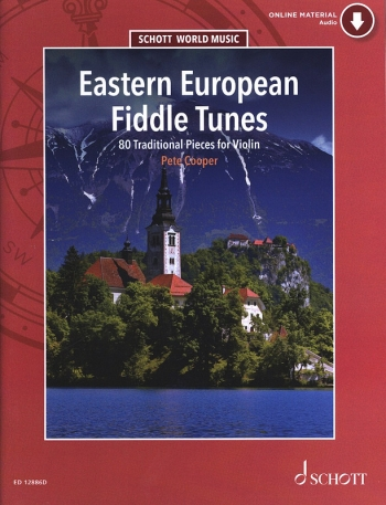 Eastern European Fiddle Tunes: 80 Traditional Pieces Violin
