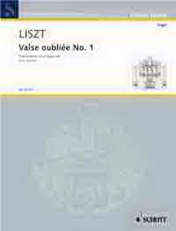 Premier Waltz: Valse Oubliee No 1: Organ