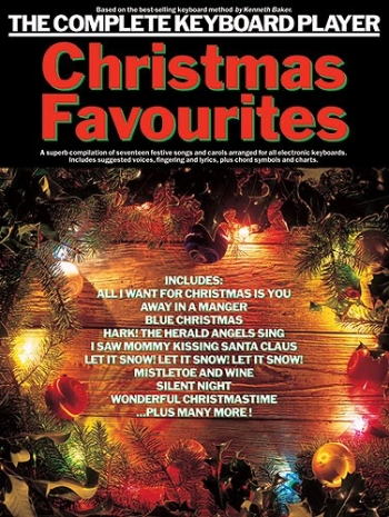 Complete Keyboard Player: Christmas Favourites