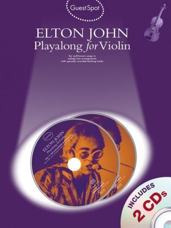Guest Spot: Elton John: Violin: Book & 2cds