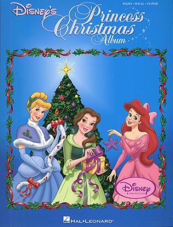 Disneys Princess Christmas Album: Piano Vocal Guitar