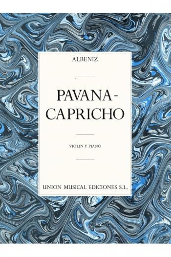 Pavana: Capricho Op.12: Violin & Piano (UME)