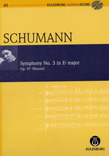 Symphony No.3: Eb Major: Op97: Rhenish (Audio Series No 45)