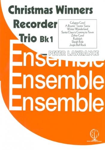 Christmas Winners: Recorder Trio