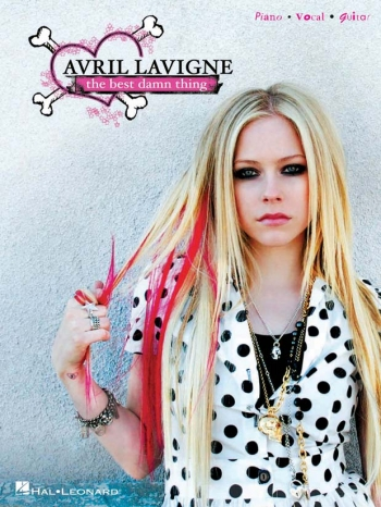 Avril Lavigne: Best Damn Thing: Piano Vocal & Guitar