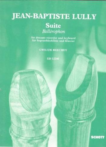 Suite Bellerophon: Descant Recorder and Piano