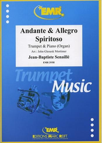 Andante and Allegro Spiritoso: Trumpet and Piano