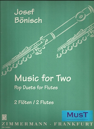 Music For Two: Pop Duets For Two: Flute Duet