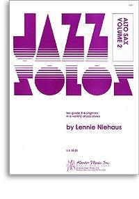 Jazz Solos: Vol.2: Alto Saxophone