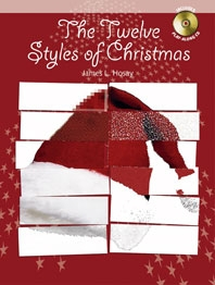 12 Styles Of Christmas: Trombone: Book & CD