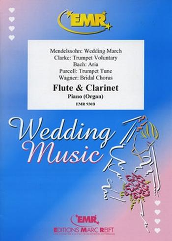 Wedding Music: Flute and Clarinet    (armitage)