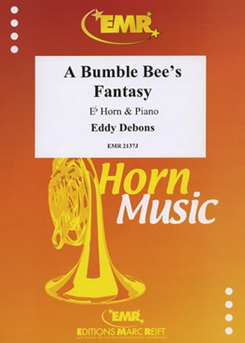 Bumble Bees Fantasy: Tenor Horn and Piano  (Mortimer)