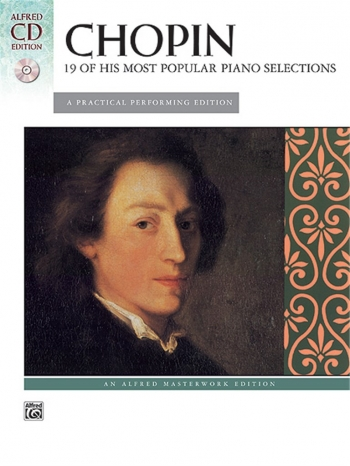 19 Of His Most Popular Piano Selections (Masterwork Edtion) (Alfred)