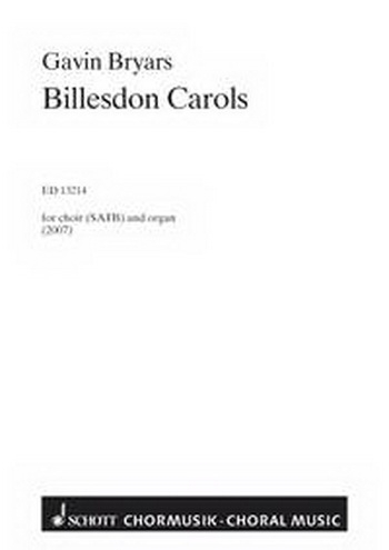 Billesdon Carols: Vocal: Satb