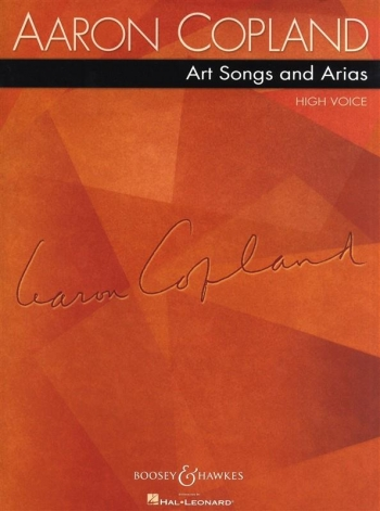 Art Songs & Arias: High Voice & Piano (Boosey & Hawkes)