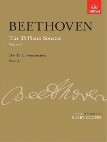 Piano Sonatas Complete Vol.1: 35 Piano Sonatas (Gold Cover) (ABRSM)