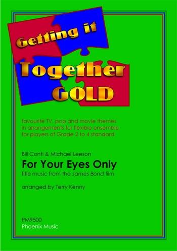 Ens: Git: For Your Eyes Only: Ensemble: Scandpts (kenny)