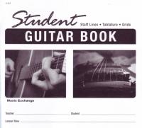 Manuscript: Student Guitar Book: 24 Pages Tab