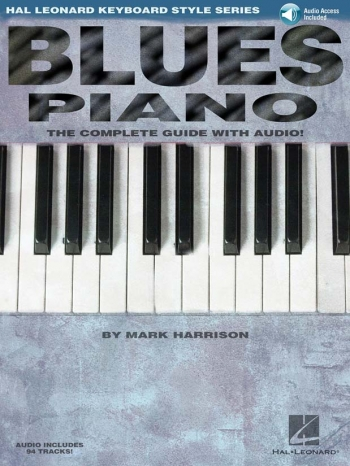 Blues Piano: The Complete Guide