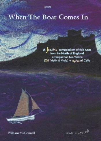 When The Boat Comes In - Folk Tunes - Violin Duet
