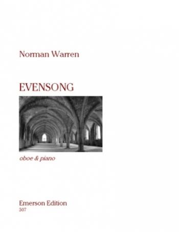 Evensong Oboe & Piano  (Emerson)