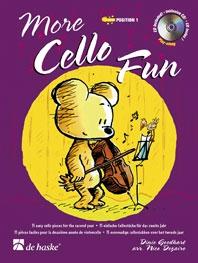 More Cello Fun: Book & CD