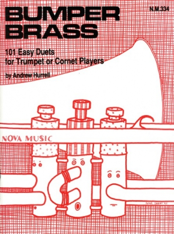 Bumper Brass: 101 Easy Duets: Trumpet Or Cornet (Hurrell)