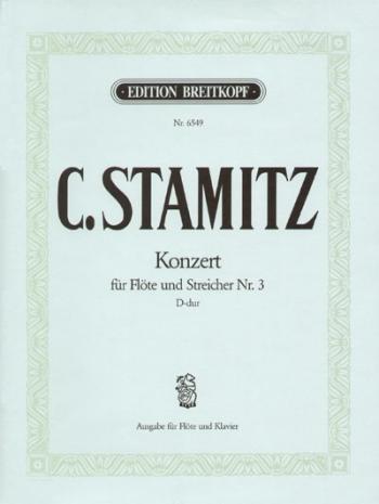 Concerto D Major: Flute  (Breitkopf)