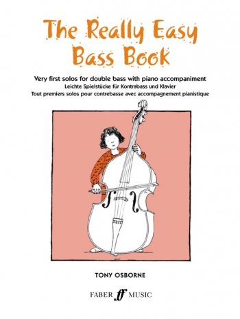 Really Easy Double Bass Book: Double Bass & Piano