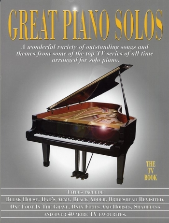 Great Piano Solos: Themes And Songs From Tv Series