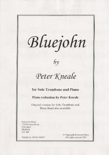 Bluejohn: Trombone and Piano