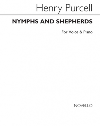 Nymphs and Sheperds: Key F: Vocal Solo