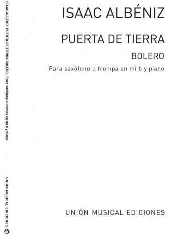 Puerta De Tierra Bolero: Alto Saxophone